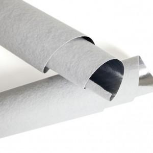 Furry Polyester Non - Woven Aluminium Barrier Foil