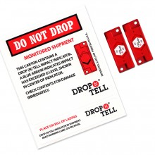 Drop N Tell and Labels