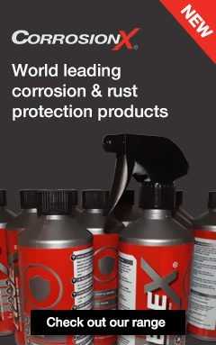 Corrosion X - market leading rust preventaion products