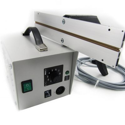 Impulse sealer and transformer unit
