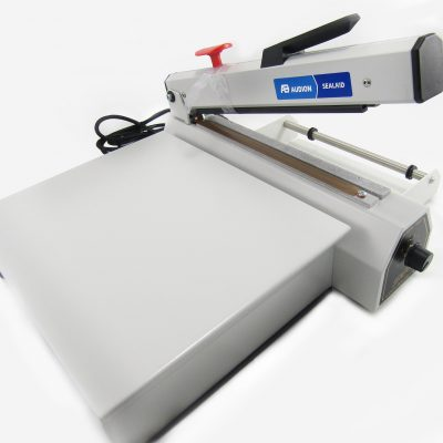 Heat Sealer with roll holder