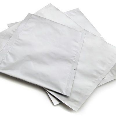 Bolsas de papel de barrera