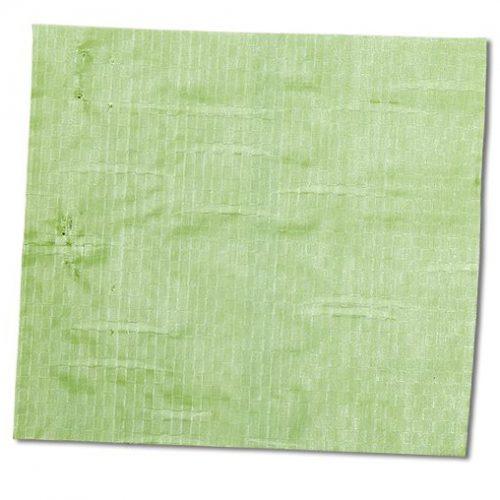 Rollos de láminas de polietileno verde