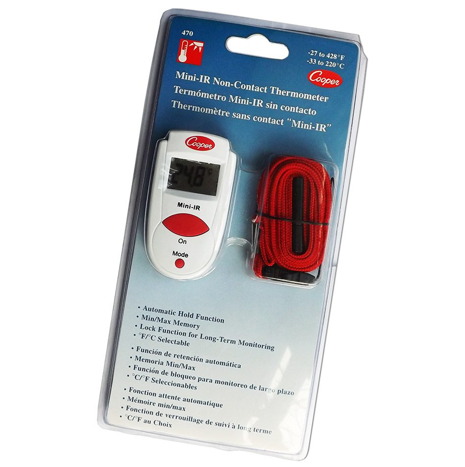 Non Contact Thermometer - Mini Infrared