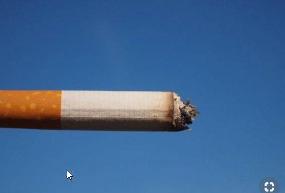 Anti smoking law