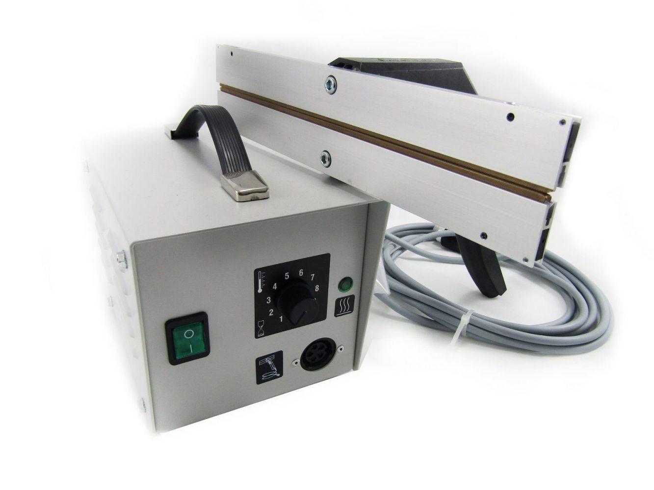 Audion Super Poly 281, 381 & 631mm | Including Transformer | Impulse Bag  Sealer