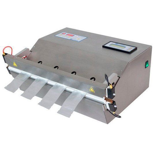 Medical Heat Sealer for Validatable Heat Sealer | Introducing theAudion 520 MVMed | Valdamark