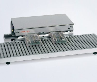 Sellador térmico rotativo