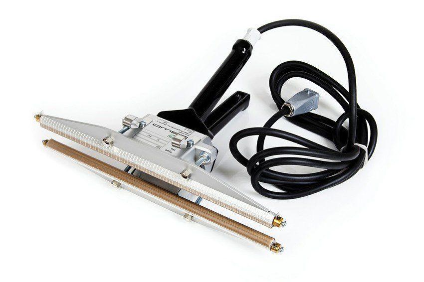 Impulzus hőszigetelő tömítés | HAWO HPL ISZ 300, 450, 630mm | Valdamark