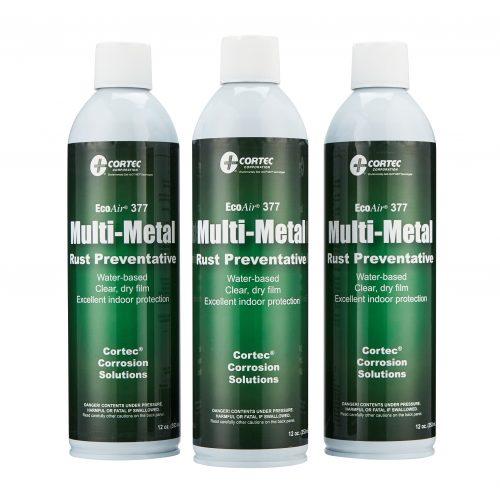 Spray para prevenir la oxidación