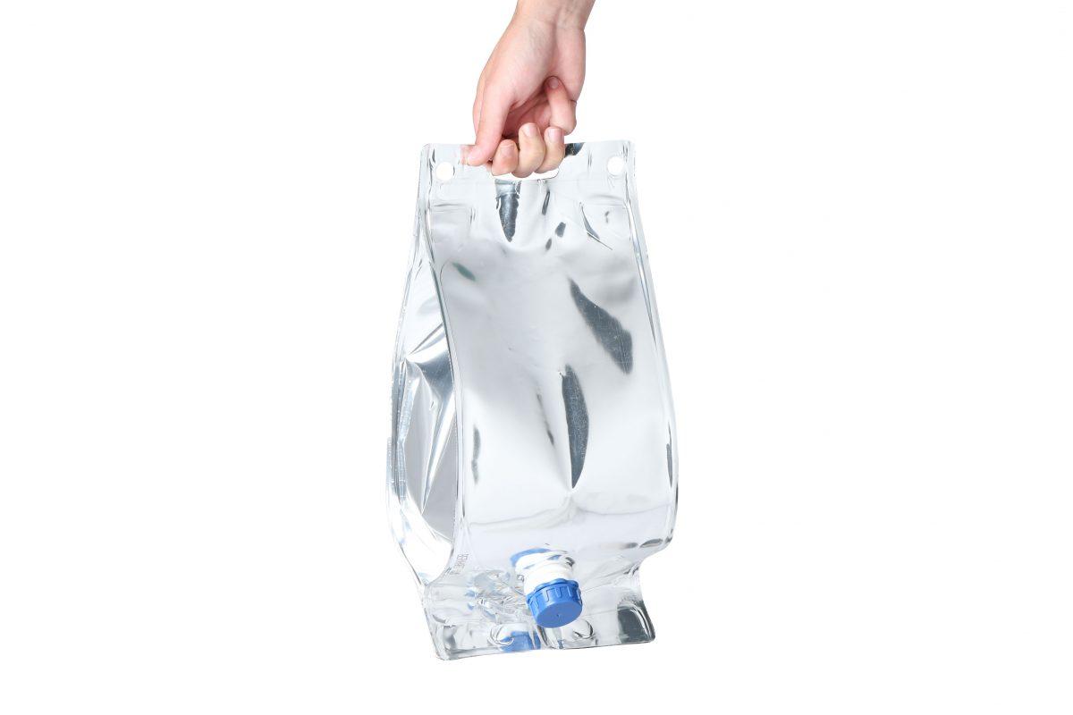 Liquid Pouch Packaging