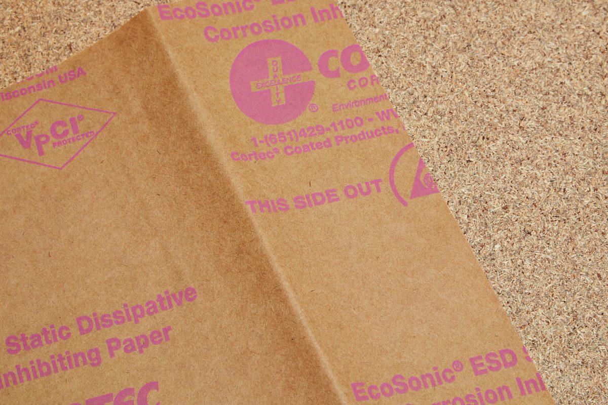 Papel de embalaje ESD