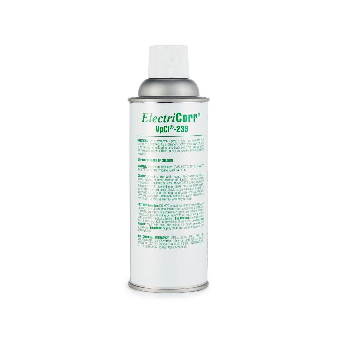 Electrical corrosion prevention spray